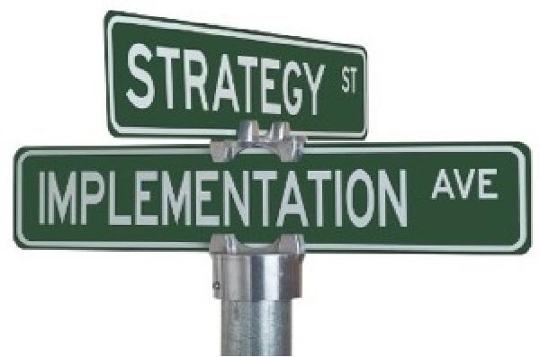 پیادهسازی و اجرای سند راهبردی-جاریسازی استراتژیها