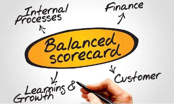 کارت امتیازی متوازن و فرآیند ارزیابی استراتژیها