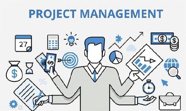 همکاری و مشاوره در برنامهریزی و کنترل پروژه (Planning and Control Project)